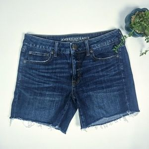American Eagle cutoff shorts